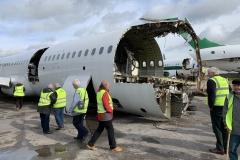 2019 Air Salvage International visit